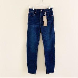 Madewell High Waist Jeans, New